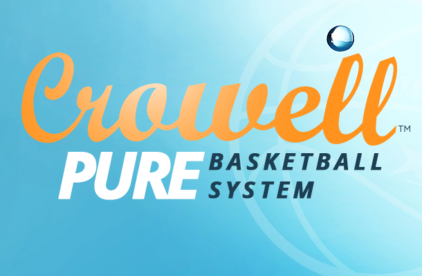 THE CROWELL PURE BASKETBALL SYSTEM