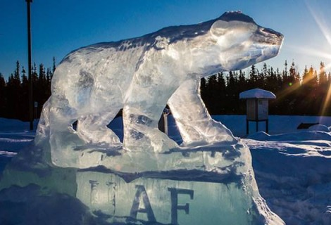 A date with Fairbanks, Alaska