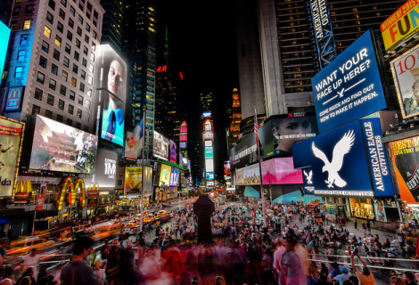 New York City – WHAT EVER HAPPENED TO SIN?