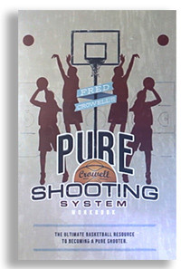 Crowell Pure Shooting Book & DVD
