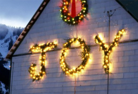 JOY IS A PRECIOUS CHRISTMAS GIFT