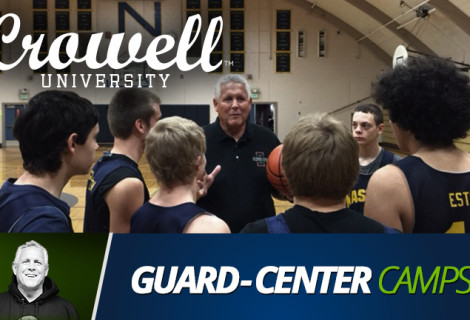 CROWELL UNIVERSITY GUARD-CENTER CAMPS