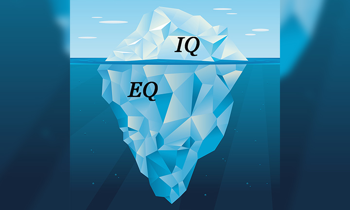 EQ MORE VALUABLE THAN IQ