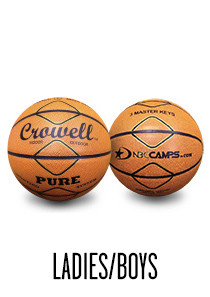 "The Crowell Shooting Ball – Ladies/boys (28.5"")"