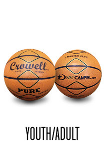 """The Crowell Shooting Ball – Youth/adult (29.5"""")"""