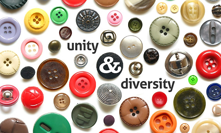 GREATER UNITY IN DIVERSITY
