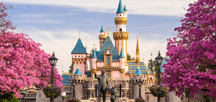 DISNEYLAND AND LIVINGLAND