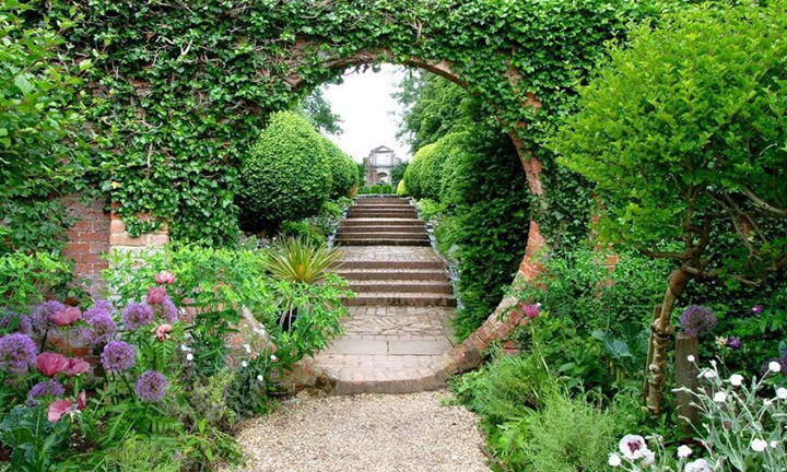 SACRED PLACE – SECRET GARDEN
