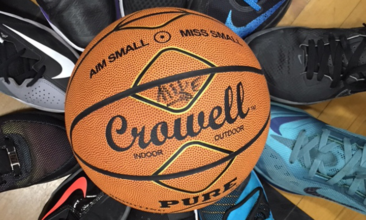 THE CROWELL BASKETBALL – LIFEBALL