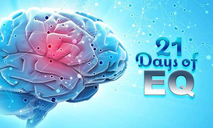 21 DAYS OF EQ