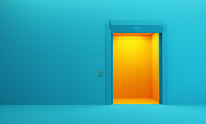 THE LIFE ELEVATOR