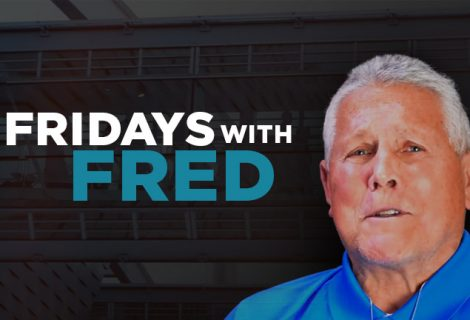 FRIDAYS WITH FRED: MY TRIBUTE TO A MAN WHO CHANGED MY LIFE
