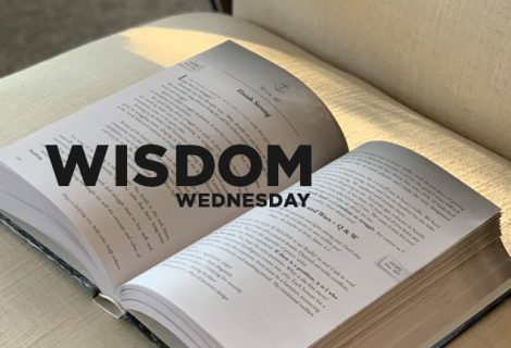 WISDOM WEDNESDAY – THE PRINCIPLE OF LIFE
