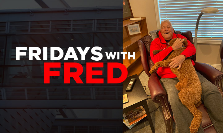 FRIDAYS WITH FRED – 99.9% vs. 100%