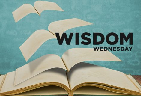 WISDOM WEDNESDAY – WISDOM'S ORIGIN