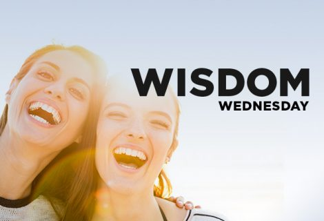 WISDOM WEDNESDAY – LAUGHTER