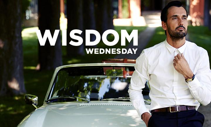 WISDOM WEDNESDAY: PRIVILEGE