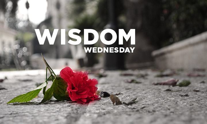 WISDOM WEDNESDAY: DYING WELL