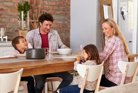 Words of Hope: Mealtime Conversation