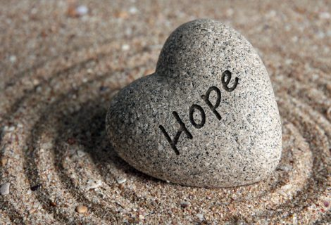 Words of Hope: The God of Hope