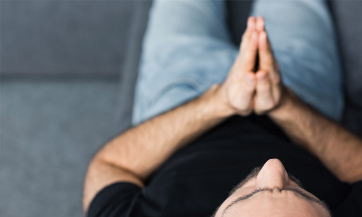 Words of Hope: The Discipline of Prayer