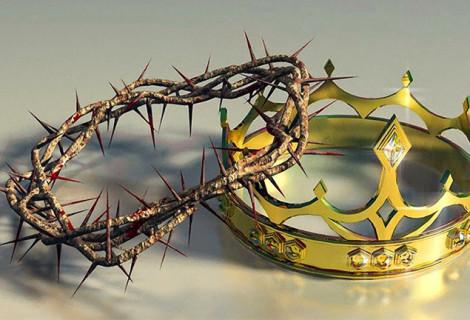 NO CRUCIFIXION, NO RESURRECTION