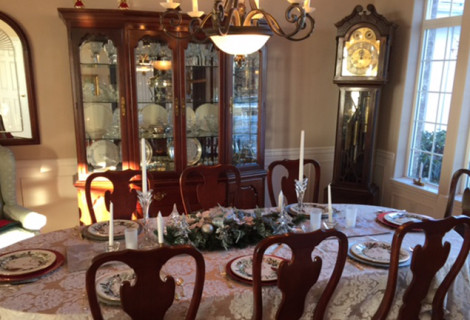 THANKSGIVING WITH THE CROWELL FAMILY