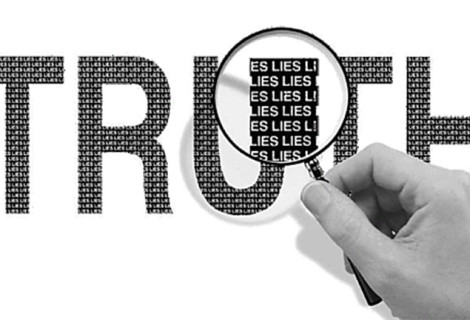 THE TRUTH ABOUT TRUTH AND LIES