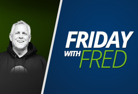 FRIDAY WITH FRED