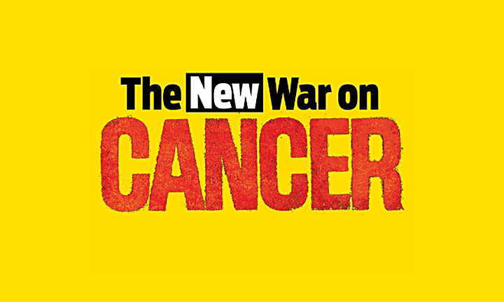 THE NEW WAR ON CANCER