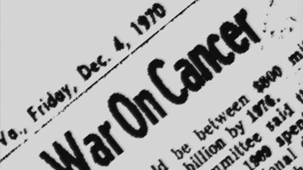 CROWELL'S WAR ON CANCER