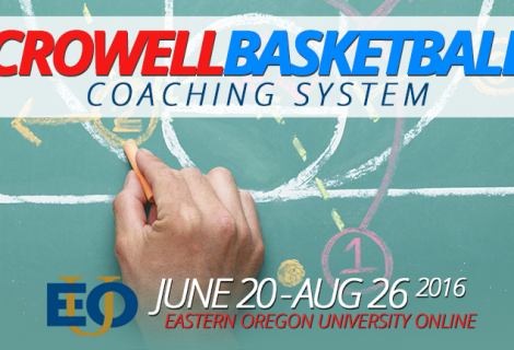 Crowell Basketball Coaching System