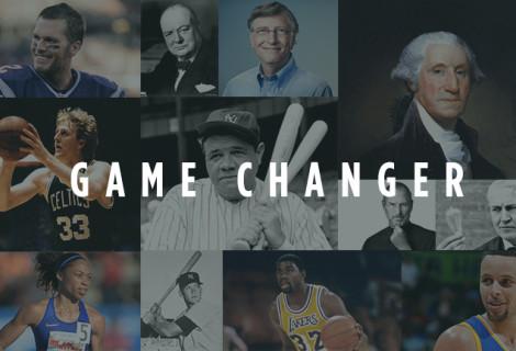 GAME CHANGER –