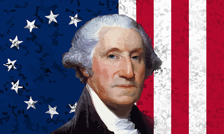 THANK GOD FOR GEORGE WASHINGTON
