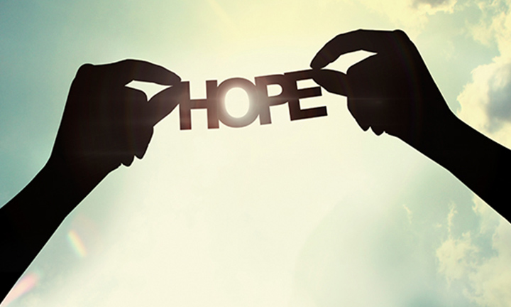 HOPE, AN ANTIDOTE FOR DEPRESSION