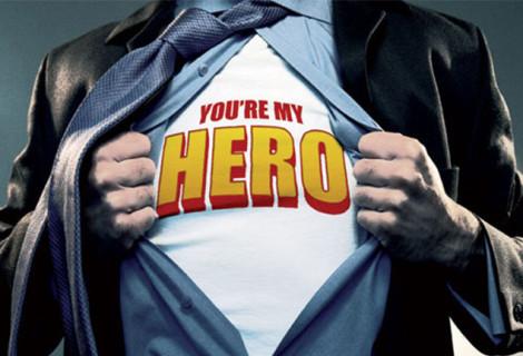 HELLO MY HERO!