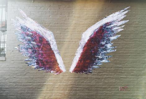 GUARDIAN ANGEL-SAINTS DOING HIS BIDDING