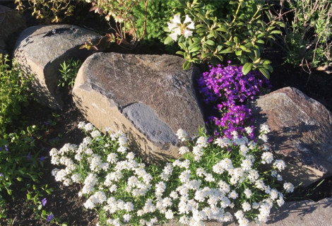 THE CROWELL GARDEN – Spokane, Washington