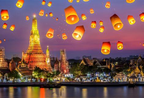 THAILAND ENCOURAGEMENT