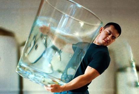 HEAVY WATER – WEIGHTLESS GRACE