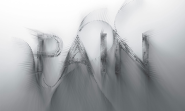 PAIN PRODUCES CHANGE