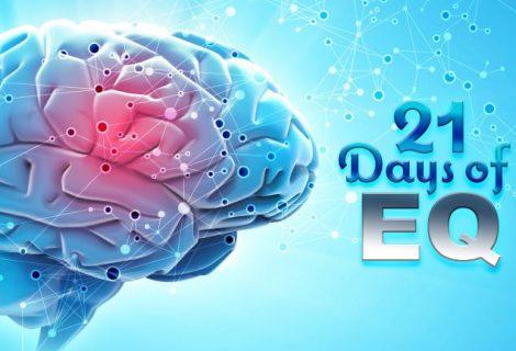 21 DAYS OF EQ