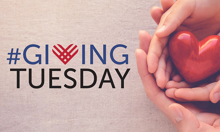 GIVING TUESDAY – A Personal Invitation from Fred Crowell