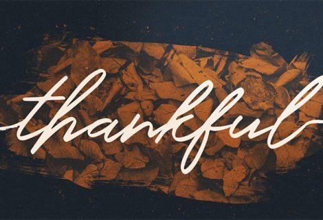 THANKFUL BEATS UNTHANKFUL