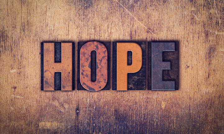 HOPE – TO HELP OTHERS!