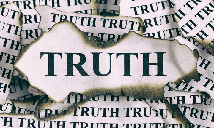 KNOW THE SPIRIT OF TRUTH