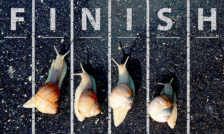 FINISH BEFORE YOU START