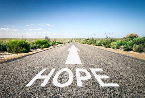 THE LANGUAGE OF HOPE