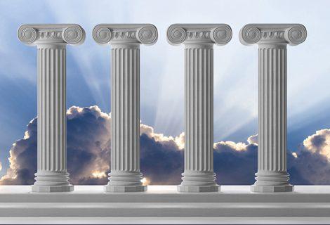 FOUR FOUNDATION SUCCESS SYSTEM
