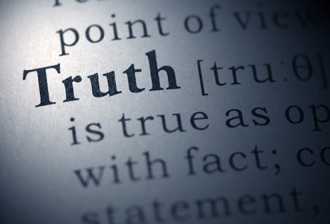 TRUTH IS DEAD, NOT GOD